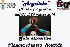 cartolina Angeliche -fronte-