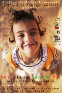 locandina Noi siamo Sahara (We)