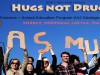 Immagine Hugs not drugs