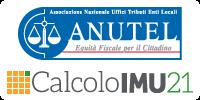 Banner per link al sito Anutel per Calcolo IMU 2021