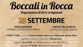 Leggi: «Birre artigianali… in Rocca»