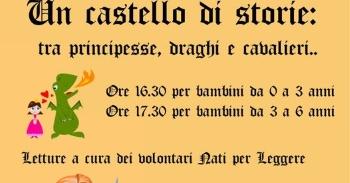 Leggi: «Un castello di storie… in Biblioteca»